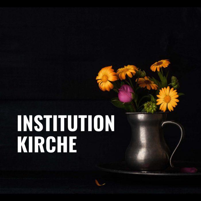 """Folge 50 """"Institution Kirche"""""""