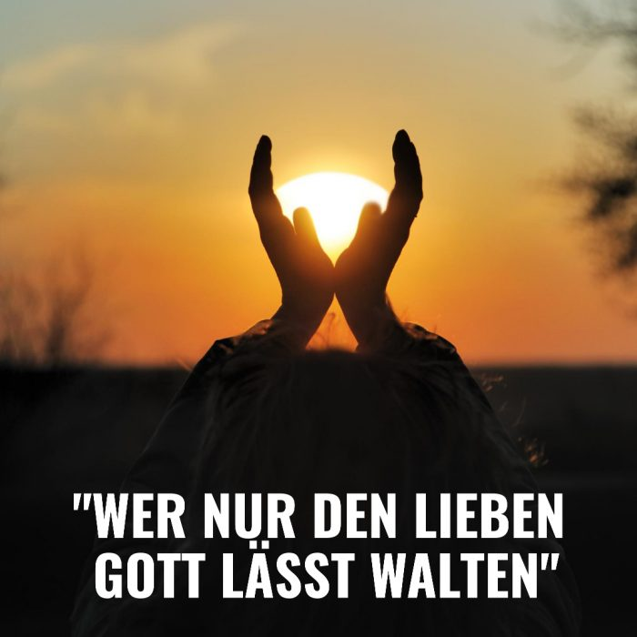 """Folge 55 """"Wer nur den lieben Gott lässt walten"""""""